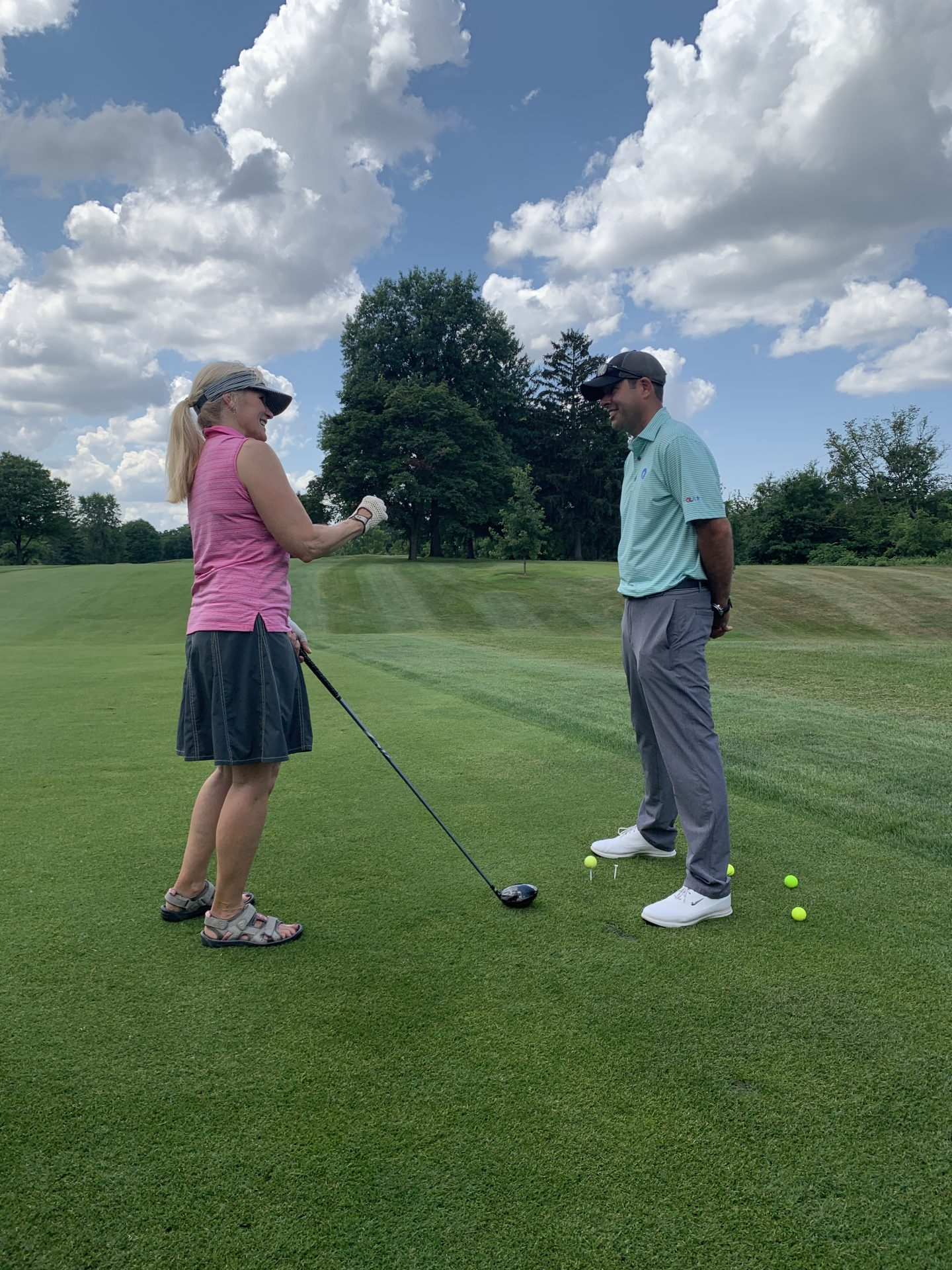 Golf Lessons Novi Michigan