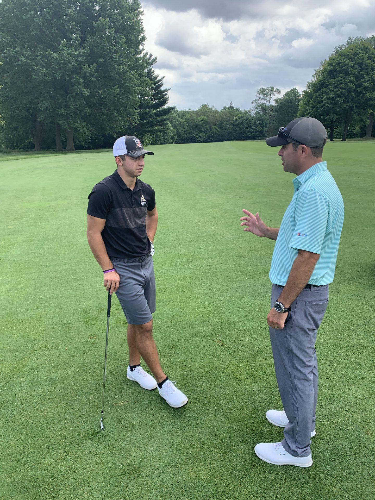 Golf Lessons Near Me - Novi, Michigan