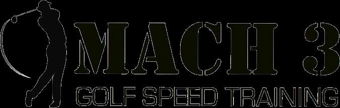 MACH 3 Golf Speed Training