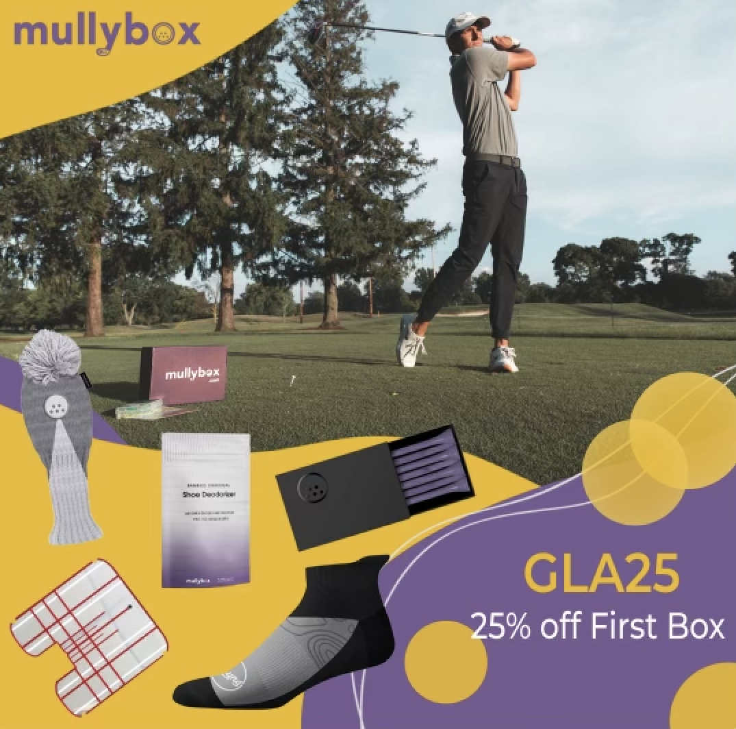 Mullybox Subscription Golf Box